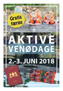 Aktive Venødage juni 2018